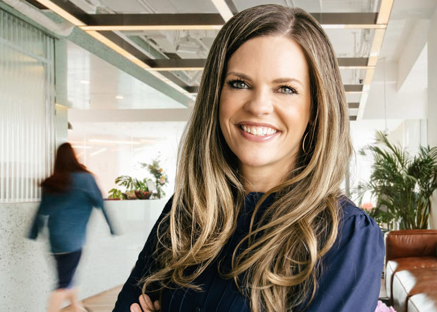 Heather Glynn Managing Director of Solutions