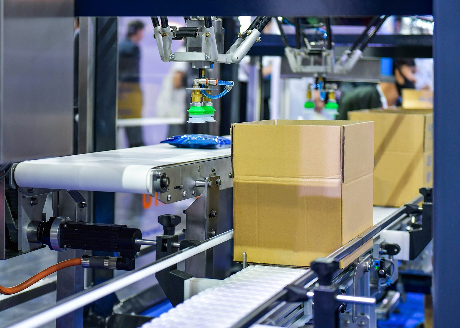 Using data to optimize supply chain efficiency